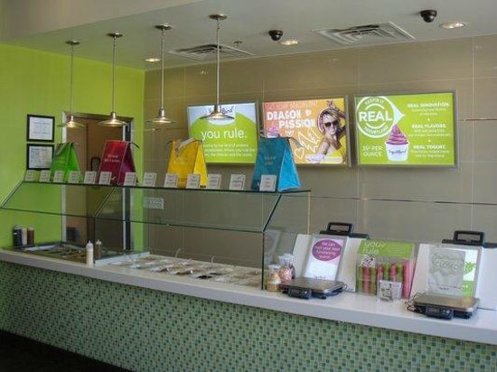Yogurtland Dallas: Yogurtland