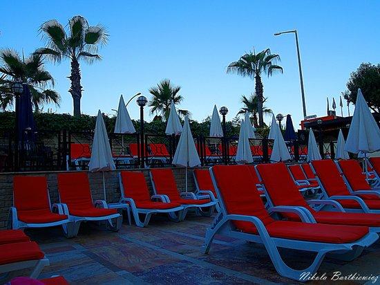 Krizantem Hotel: 5