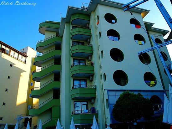 Krizantem Hotel: 1