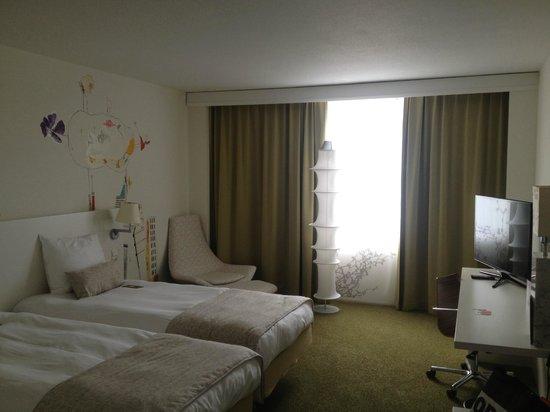 Hotel BLOOM!: Standard twin room - fab