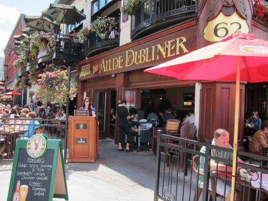 Aulde Dubliner & Pour House : The Aulde Dubliner