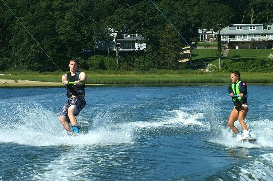 Island Wakeboard Academy: Tandem lesson