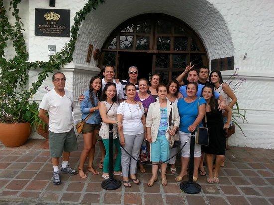 Hotel Mariscal Robledo: que gran paseo!!!