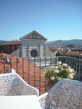 Grand Hotel Minerva: Rooftop Terrace