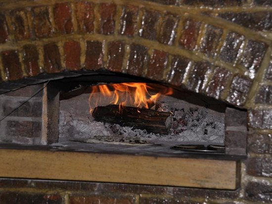 Picnic In The Park : Wood Fire Oven