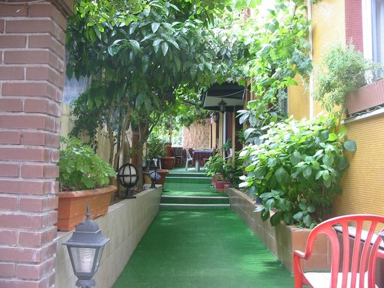 Anadolu Hotel: coin détente