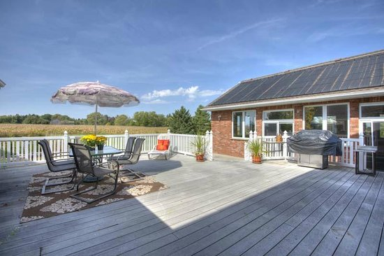 At Your Witt's End: Back Deck