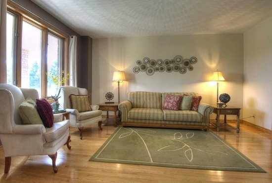 At Your Witt's End: Living Room