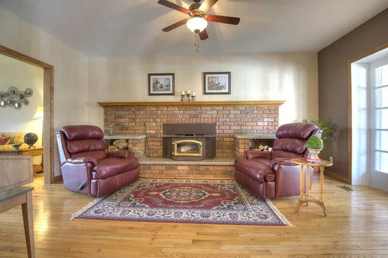 At Your Witt's End: Hearth Room