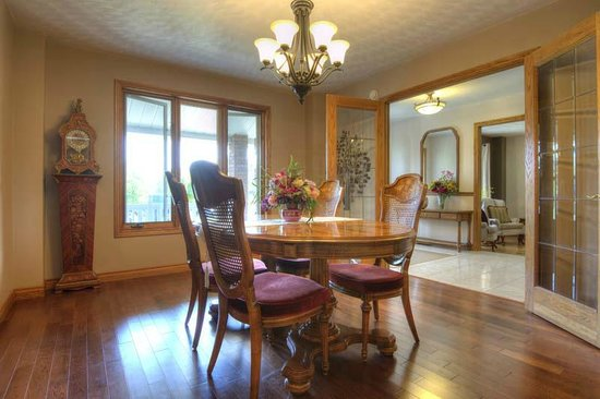 At Your Witt's End: Dining Room