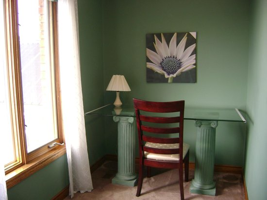 At Your Witt's End: Room 3 Sitting Area