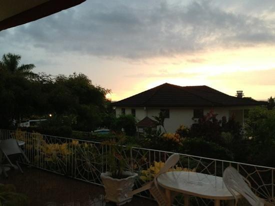 Relax Resort: sunset