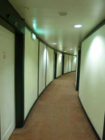 Tivoli Oriente Hotel : Hallway
