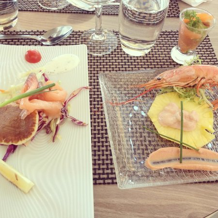 Club Med Da Balaia: Nourriture