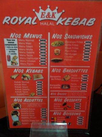 E & K Royal Kebab