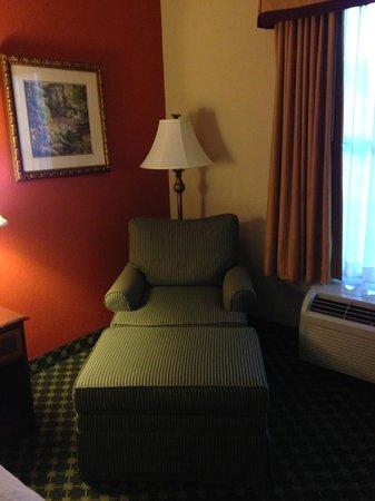 Hampton Inn Atlanta - Lawrenceville I-85 Sugarloaf : Seating area