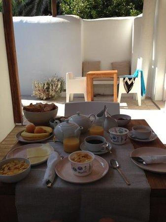 Terra Maria: Breakfast