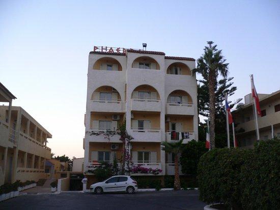 Phaedra Beach Hotel