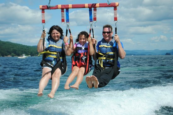 Parasailing Adventures: loved it!