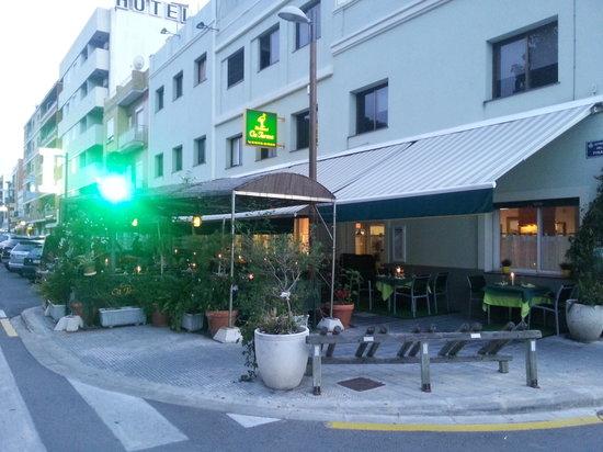 Restaurante Ca Teresa: fachada restaurante