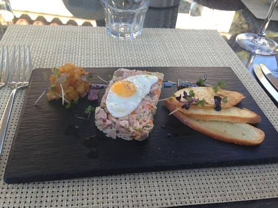 Restaurante Ca Pepe : Hamhock terrine