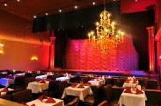 Encore Dinner Theatre: Theatre