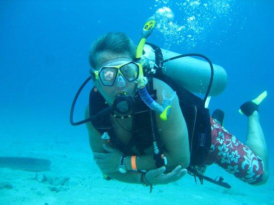 Banda Dive Shop: Punta Padi
