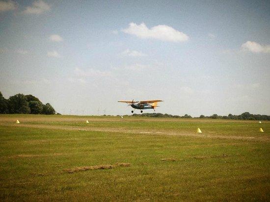 Aérodrome de Cerfontaine