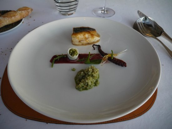Restaurant Le Saint-James Relais & Chateaux: Bar