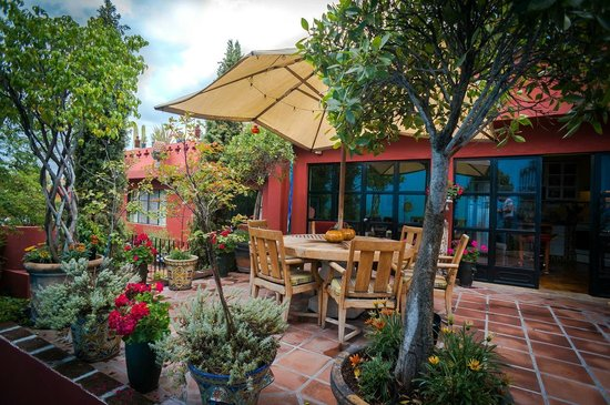 Casa cinco patios updated 2017 prices b b reviews san - Patios de casas ...