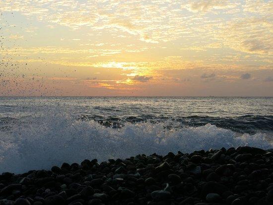 Siddhartha Ocean Front Resort & Spa: Beach2
