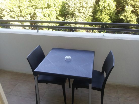 Forme-hotel Montpellier Sud-Est - Parc Expositions - Arena: Balcon
