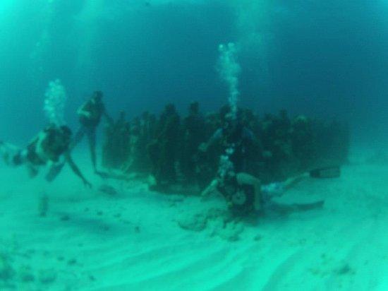 Always Diving & Water Sports: underwater Museum