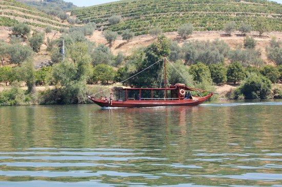 Quinta da Ermida: O rio