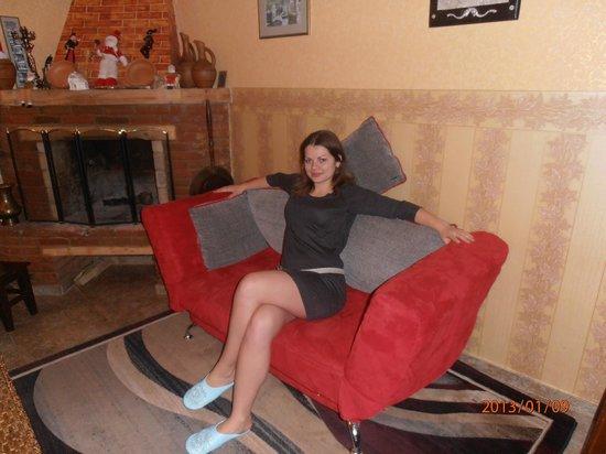 Guest House Formula-1 : И вставать не хочется! Больно уютно... )))