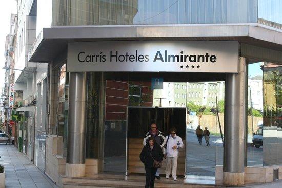 Carris Almirante: Muy buen hotel