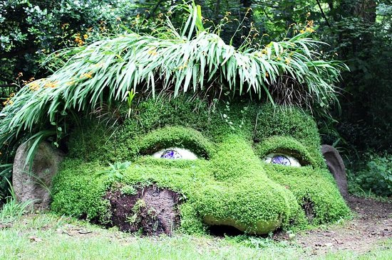 Mud Man - Picture of The Lost Gardens of Heligan, Pentewan - TripAdvisor