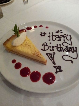 Woodlands Hotel Leeds: Happy Birthday