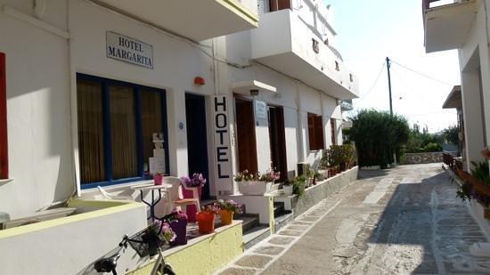 Hotel Margarita: le rêve