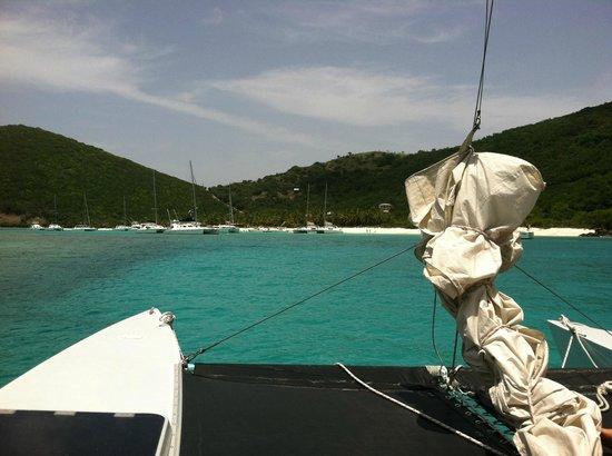 Sail Safaris: Jost Van Dyke in our sights!