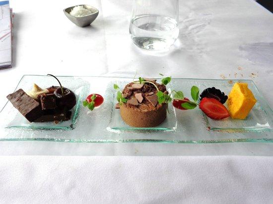 Le Poivre Noir : Dessert