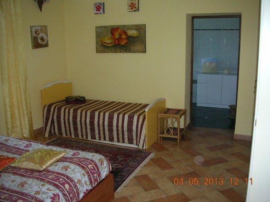 Casa con Bella Vista: Bedroom