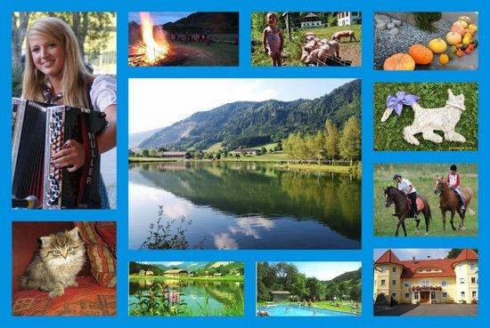 Ferien am Talhof: Postkarte vom Talhof