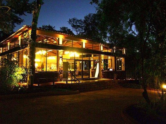 Yvy Hotel de Selva: Mua Resto
