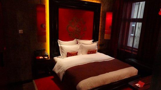 Buddha-Bar Hotel Prague : The Bed
