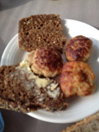Radisson Blu Royal Hotel Copenhagen: Meatballs at the Alberto K...Yummy!