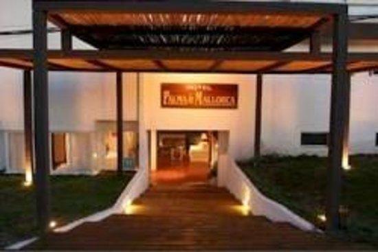 Hotel Palma de Mallorca: Entrada al Hotel