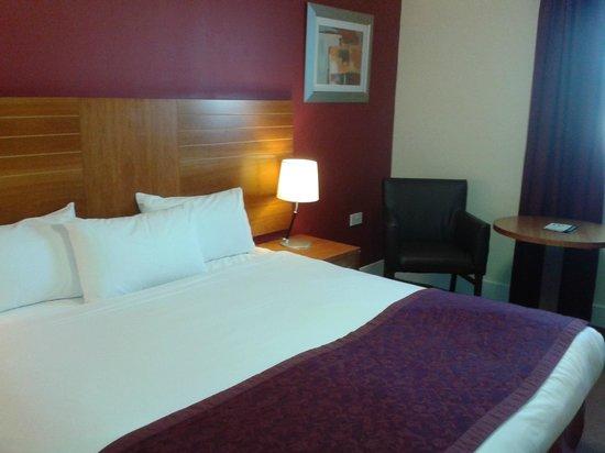 Ardmore Hotel: letto