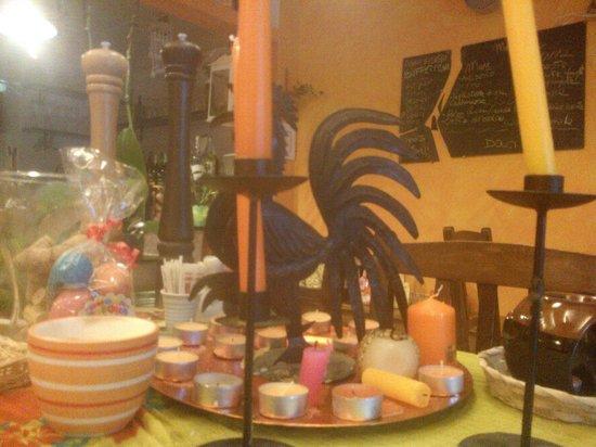 Osteria Caffe del Borgo: Gallo