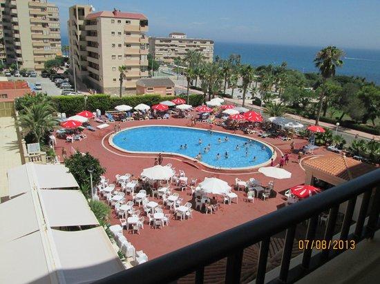Hotel Playas de Torrevieja: Vistas